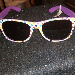 ec7e1a609807 Hot Topic Accessories | Black And White Stunner Sunglasses | Poshmark